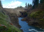 Condit Dam--6 weeks after the breach.